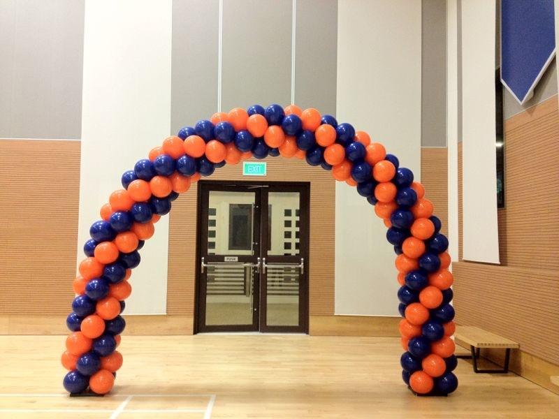 Normal Balloon Arch