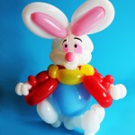 balloon mr rabbit