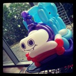 balloon thomas train