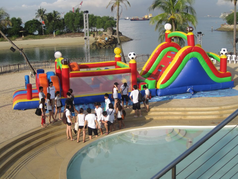 Sports Inflatables Rental