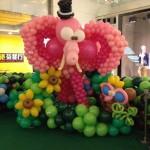 Balloon Elephant by Jazz
