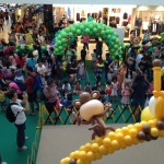 Balloon Event at Northpoint