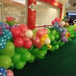 Balloon Garden Wall