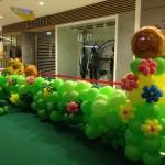 Balloon Snail Display