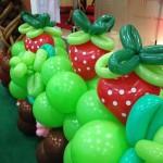 Balloon Strawberry