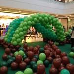 Balloon Tunnel Setup