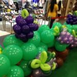 Grape Balloons