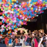 Rainbow Balloon Drop Singapore