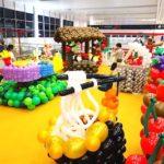 Shopping Mall Balloon Decoration Singapore