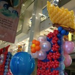 Singapore Balloon Butterfly
