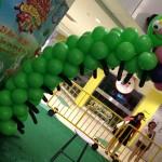Singapore Balloon Caterpillar
