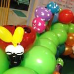 Singapore Balloon Lady Bug