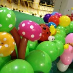 Singapore Balloon Mushroom