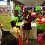 Singapore Balloon Twister