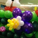 Singapore Big Balloon Flowers