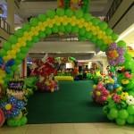 Singapore Customised Balloon Garden Arch