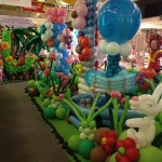 The Central Mall Balloon Decoration1