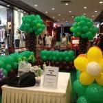 Yew Tee Point Balloon Setup