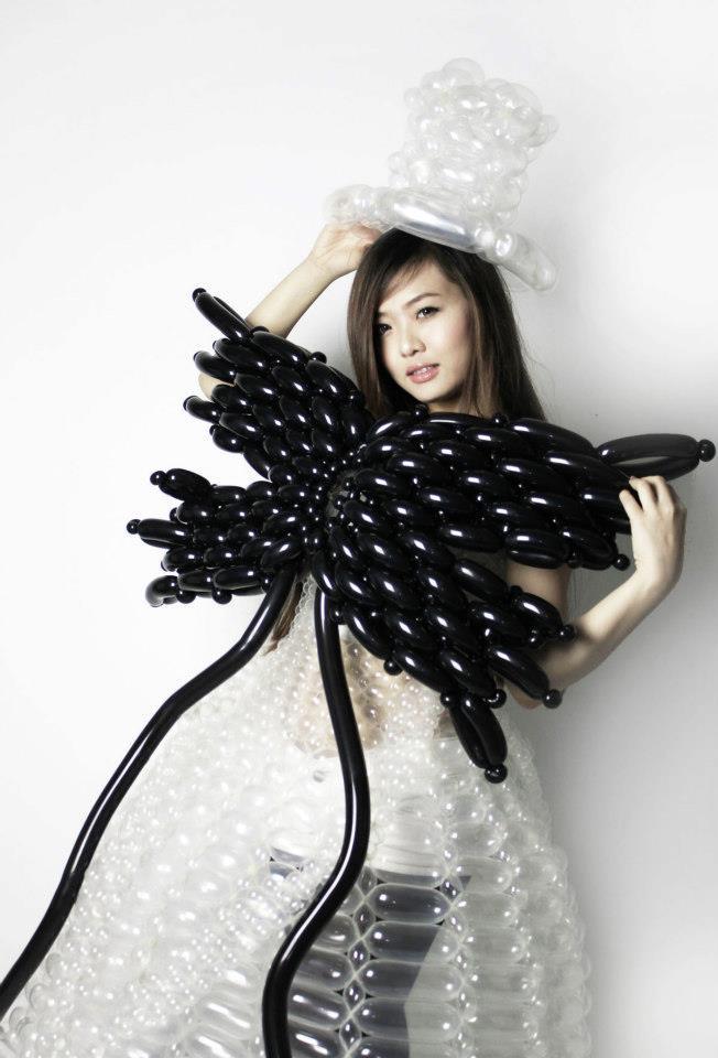 Balloon Dress by Jazz and Jocelyn