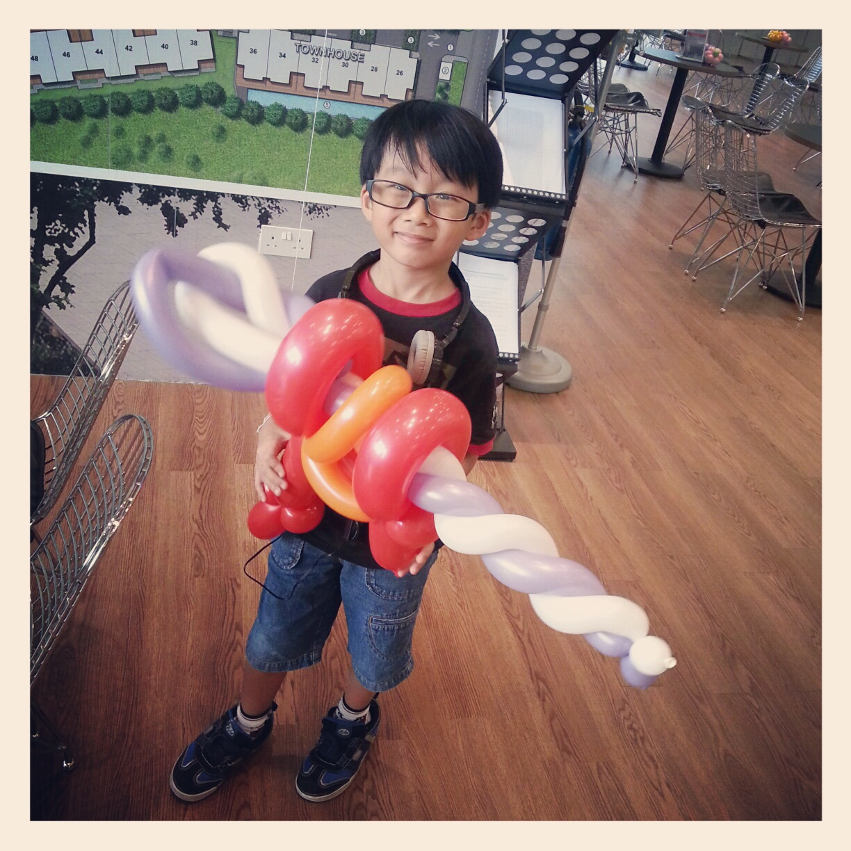 balloon ultimate machine gun