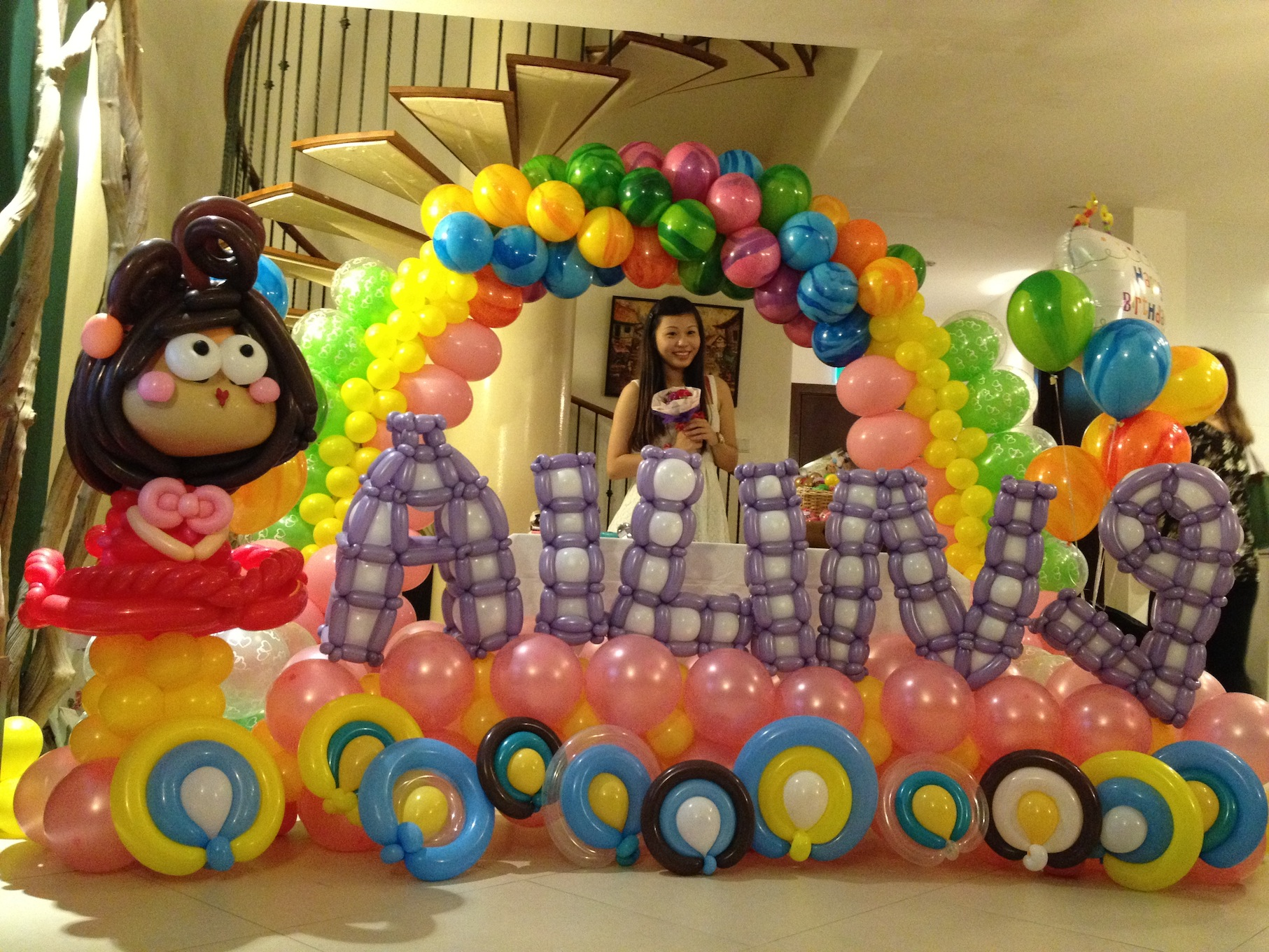 Birthday Party Balloon Decorations | THAT BalloonsTHAT Balloons