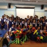 Balloon Workshop at CHIJ Secondary School