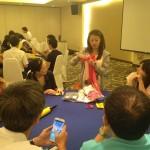 Balloon Workshop Jocelyn