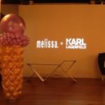 Customised Balloon for Karl Lagerfeld