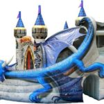 Dragon Age Bouncy Castle