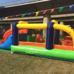 Small Obstacle Bouncy Castle