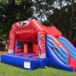 Superhero Bouncy Castle
