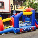 Train Bouncy Castle copy