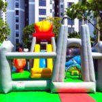 safari inflatable Bounce Castle