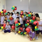 Balloon Angry Birds