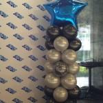Balloon Star Column