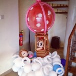 Hotair Balloon by Kaden Tan