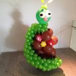 Balloon Caterpillar Display