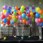 Helium Balloons Decor