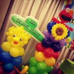 Balloon Elmo