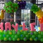 Balloon Rubber Duck decorations