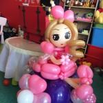 Balloon Princess by Lily Tan