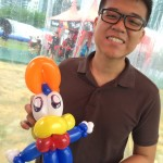 Duck Balloon Sculpture