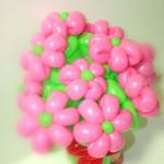 Balloon Flowers Bouquet Singapore