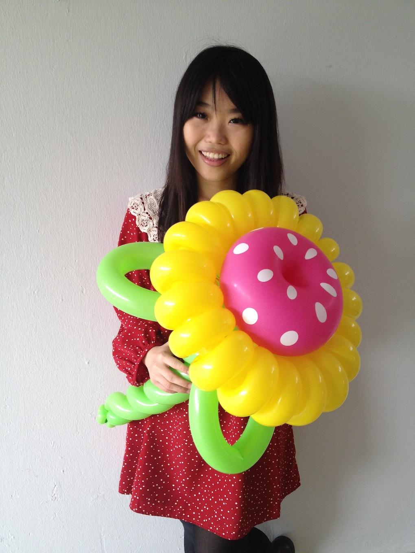 Balloon Sunflower