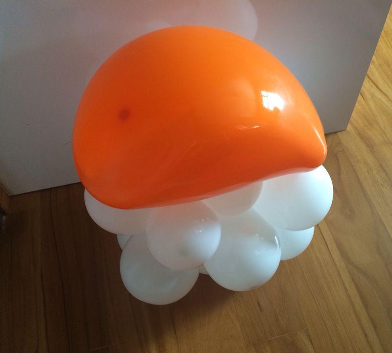 Balloon Sushi