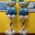 Customised Balloon Columns