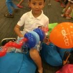 Balloon Sculpting Okto