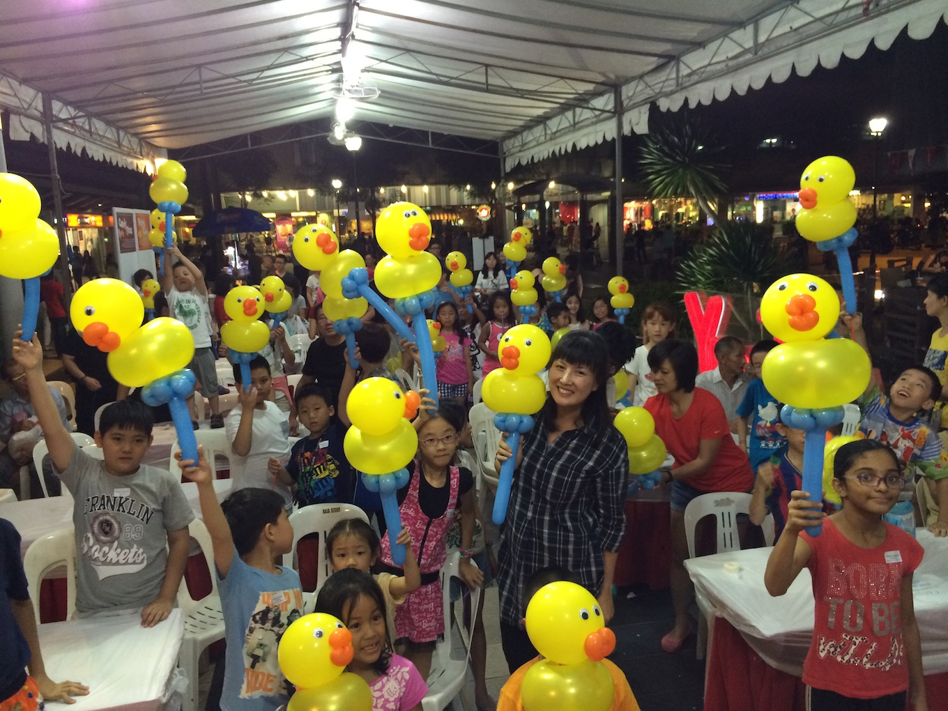 Balloon Workshop by Lily Tan