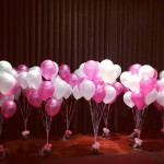 Floating Balloons Helium Decorations