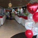 Helium Balloon Decoration for Garena